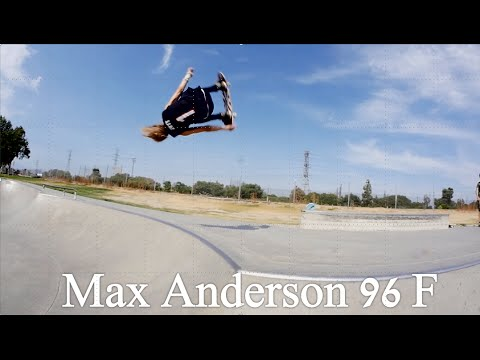 Max Anderson Streetboard (Snakeboard) 96 Degrees